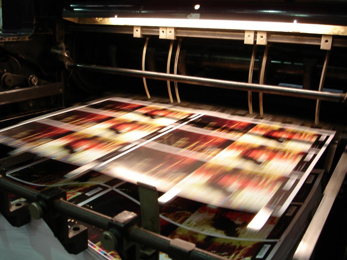 Printing Press 4